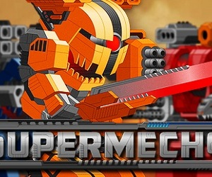 supermechs, super mechs, and super mechs 2 image