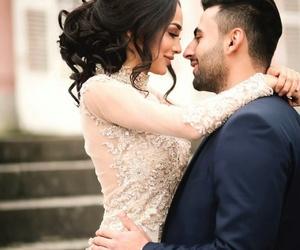 couple, wedding, and dilara image