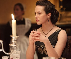 downton abbey and jessica brown findlay image