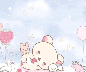 kawaii, pastel, and sweet image
