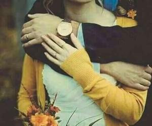 couple and حُبْ image