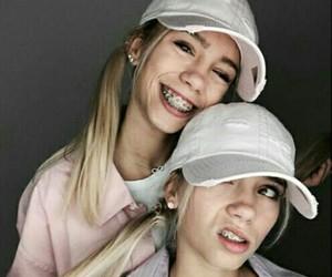lena, twins, and lisa image