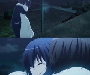 anime, rikka yuta, and manga image