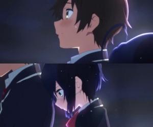 anime, rikka, and rikka yuta image