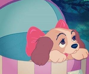 dog, disney, and cute image