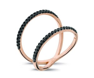 flared double ring image