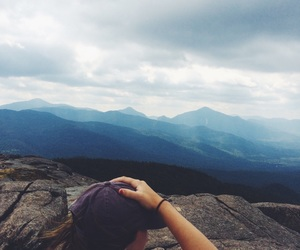 beautiful, freedom, and mountains image