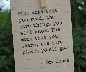 quotes, book, and dr.seuss image