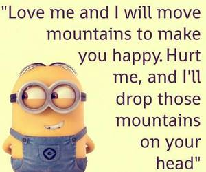 minions, love, and funny image