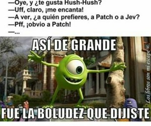 chistes literarios and patch jev image