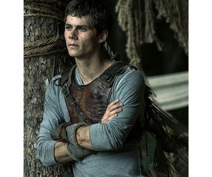 the maze runner, fiu fiu, and dylan o'brien image