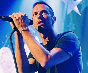Chris Martin, coldplay, and ghost stories image
