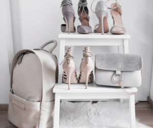 bag, shoes, and classy image