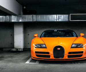 bugatti, veyron, and exotic cars image
