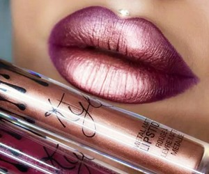 kyliejenner and kylie lipkits image