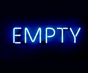 light, blue, and empty image