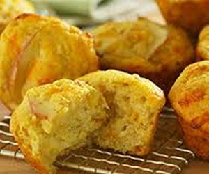 cooking, muffins, and food image
