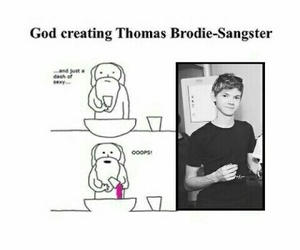 favorite, thomas sangster, and love image