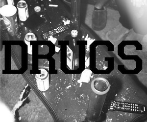drugs, weed, and black and white image