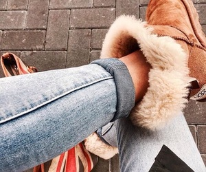 boots, fashion, and stile image