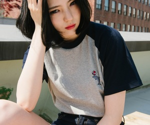 girl, asian, and ulzzang image