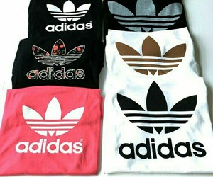 adidas, shirt, and outfit image