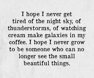 little things, quote, and life quotes image