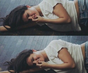 selena gomez, smile, and good for you image