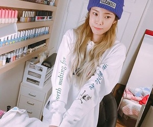 cutie, kpop, and heize image