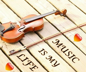 life, love, and music image