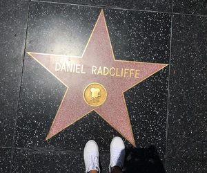 actor, daniel radcliffe, and harry potter image