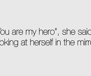 girls, hero, and empower image