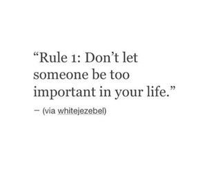 quotes, rules, and important image
