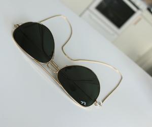 rayban, solglasögon, and glasögonsnöre image