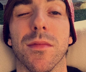 alex gaskarth, all time low, and fall out boy image