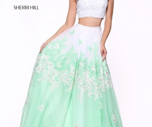 sheri hill, collection, and dress image
