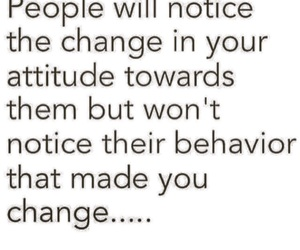 change, quotes, and attitude image