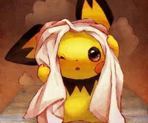 pokemon and pichu image