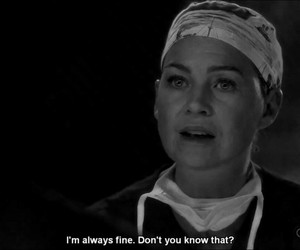 grey's anatomy, always, and black and white image