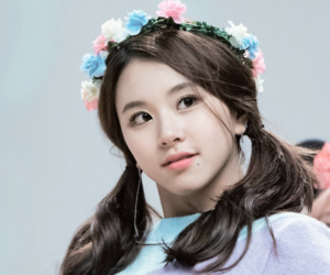 chaeyoung, twice, and 채영 image