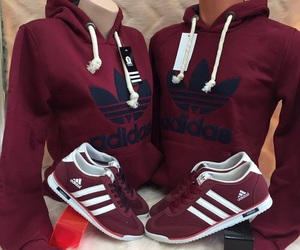 adidas, shoes, and brand image