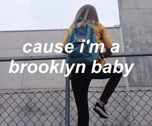 grunge, baby, and Brooklyn image