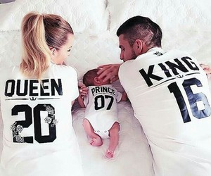 family, couple, and Queen image