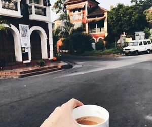 india, tumblr, and morning image