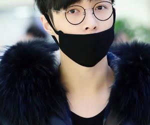 exo, yixing, and kpop image
