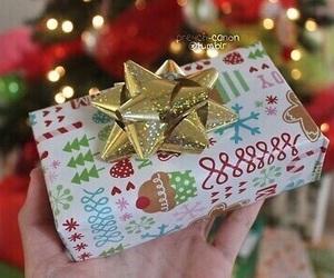 christmas, present, and tumblr image