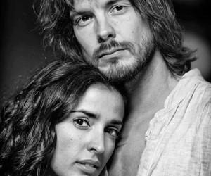 couple, tvseries, and aguilaroja image