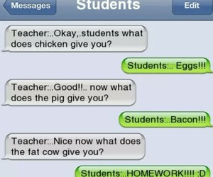 funny, teacher, and lol image