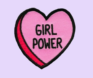 girl and power image
