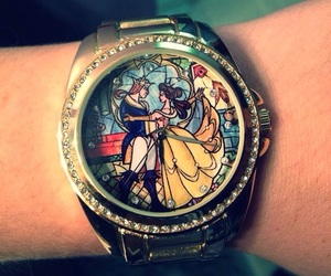 disney, watch, and beauty and the beast image
